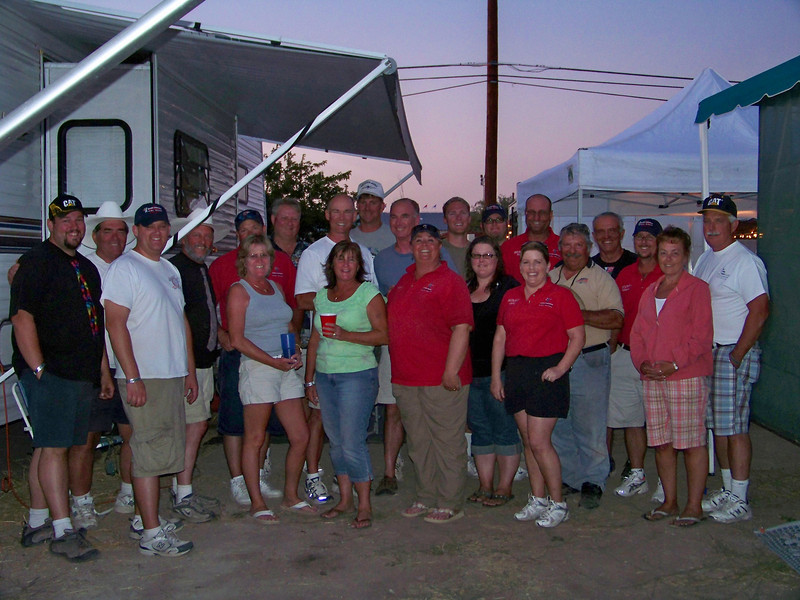 Sunday Evening: September 14th, 2008. (From Left to Right) Ryan B, John E, Jared E, Gordon B, Linda W, Sean, Glen W, Herb, Shan E, Brian O, Kent, Lori P, Mike, Angela, Dave, Scott P, Julie C, Michael D, Jerry W, Robert C, Shari B, Ed B