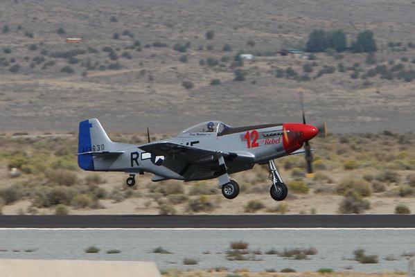Reno Air Races Sept. 2012