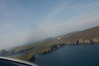 Short final to Fair Isle