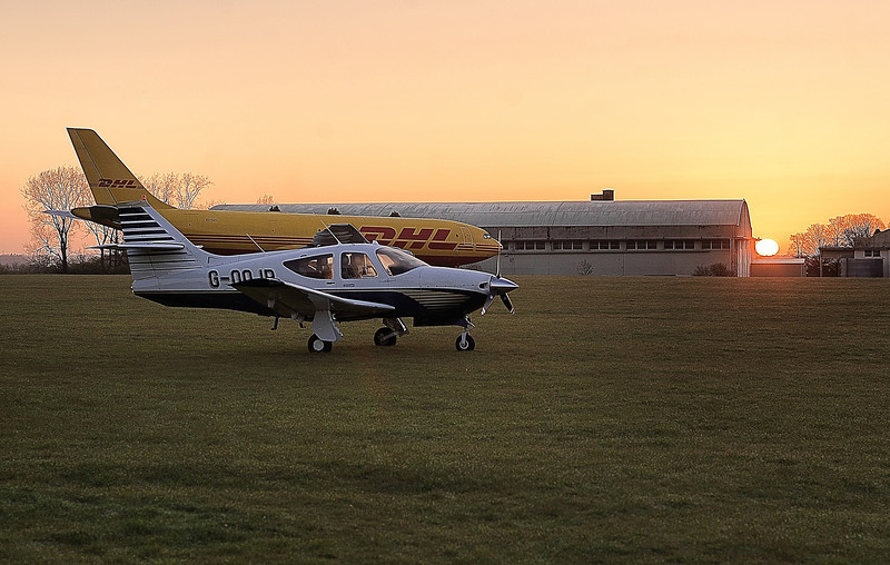 cold and frosty morning after Kemble