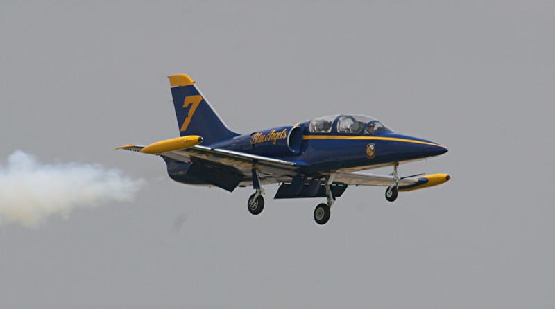 Blue Angel 7  L-39