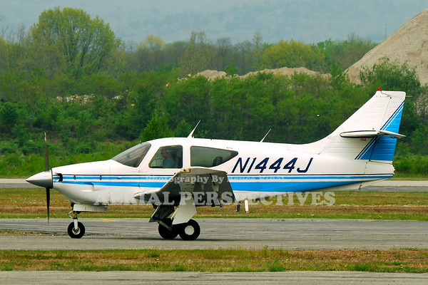 N1444J - 1976 ROCKWELL INTERNATIONAL Commander 112A