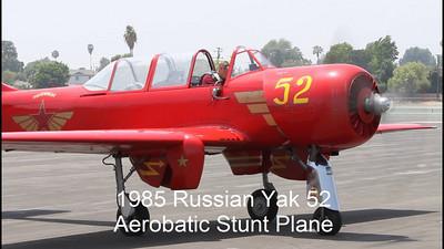 Russian Yak 52