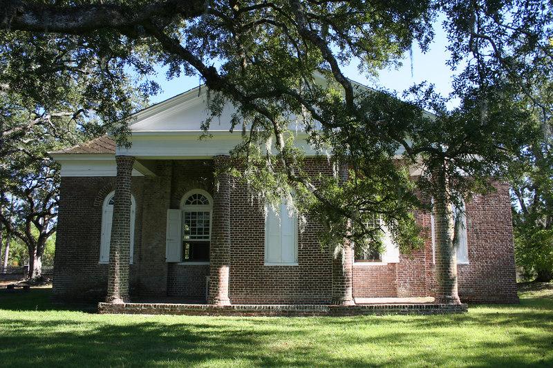 St. James Santee Parish Church<br /> SC