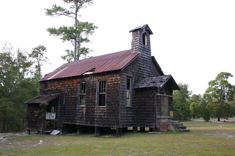 Halfway Creek Chapel, SC