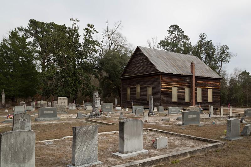 Sardis Methodist Church Branchville