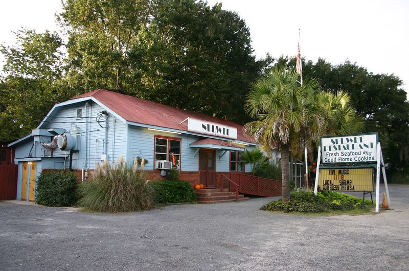 SeeWee Restaurant, Awendaw, SC