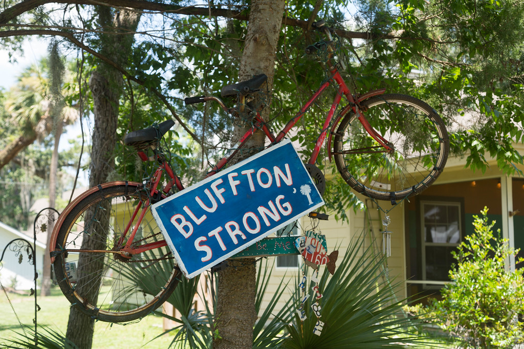 On the road - Bluffton, SC