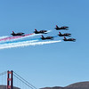 For me, the Patriots are every bit as exciting to watch as the Blue Angels.