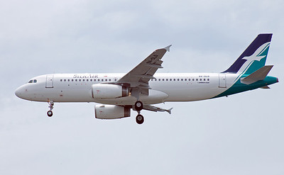 9V-SLO SILKAIR A320
