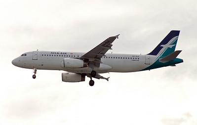 9V-SLK SILKAIR A320