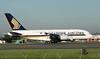9V-SKH SINGAPORE AIRLINE A380