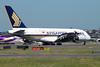 9V-SKB SINGAPORE AIRLINES A380