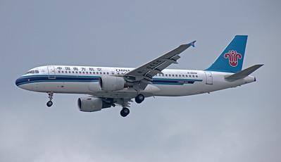 B-6656 CHINA SOUTHERN A320