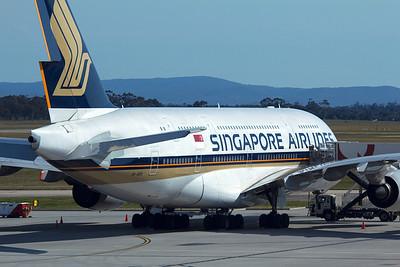 9V-SKR SINGAPORE AIRLINES A380