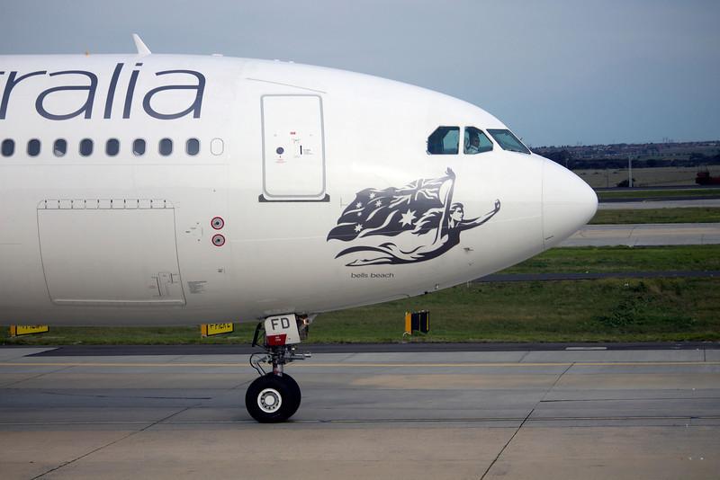 VH-XFD VIRGIN AUSTRALIA A330-200