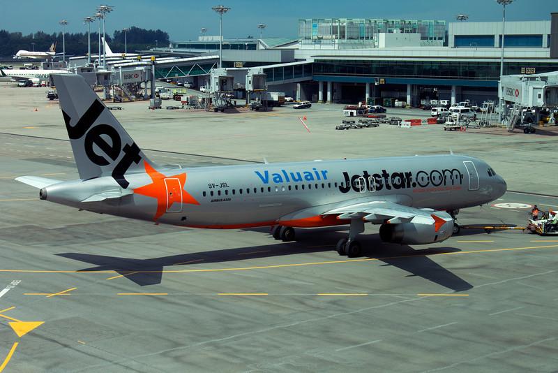 9V-JSL JETSTAR (VALUAIR) A320