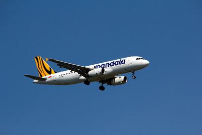 PK-RMT TIGER MANDALA A320