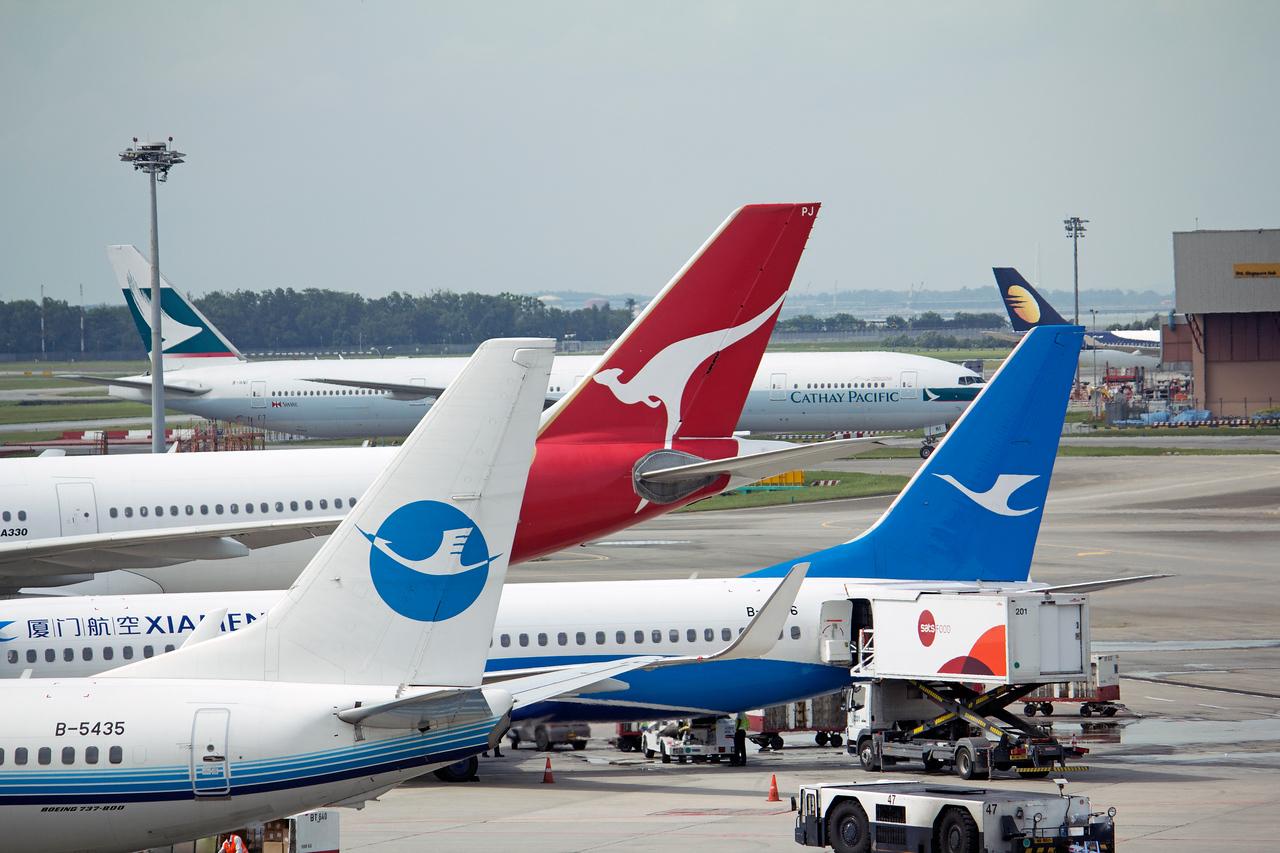 SINGAPORE FLIGHT LINE