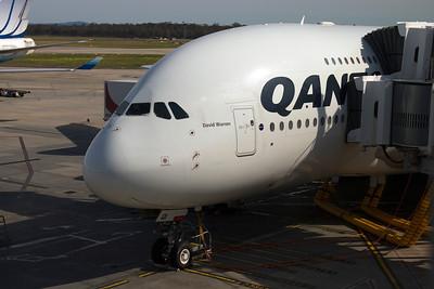 VH-OQI QANTAS A380