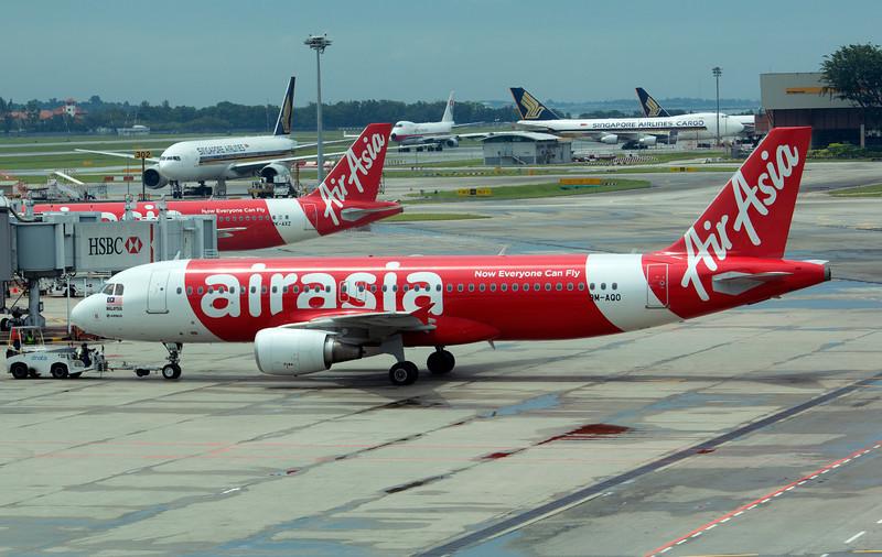 9M-AQO AIR ASIA A320