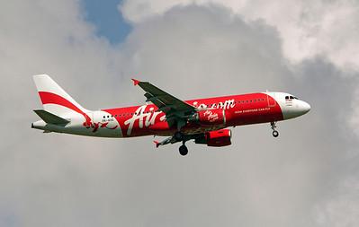 PK-AGX AIR ASIA A320