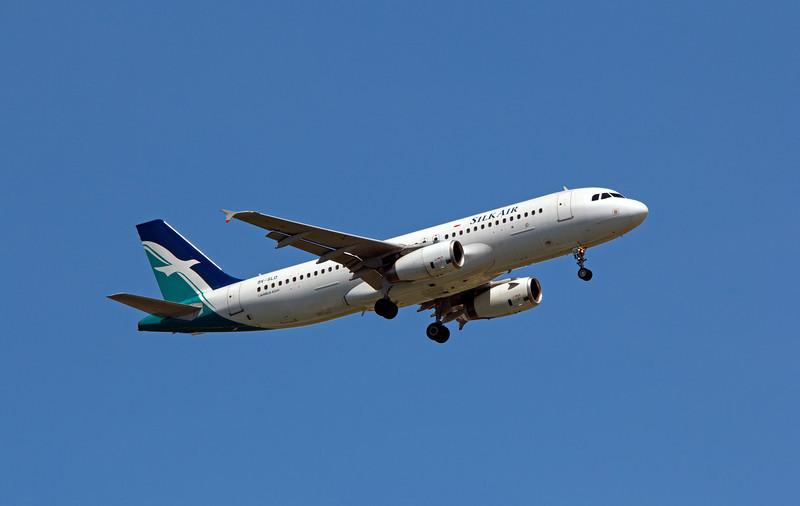 9V-SLD SILK AIR A320
