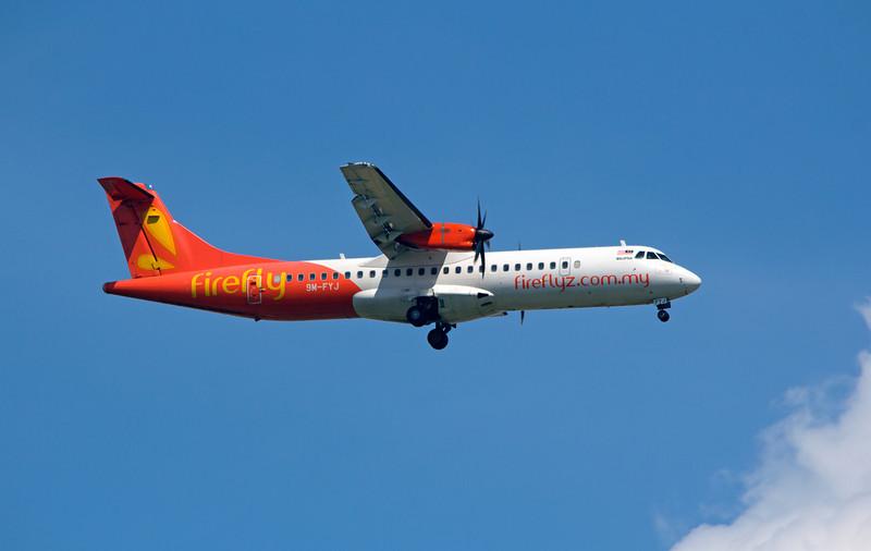 9M-FYJ FIREFLY ATR-72-500