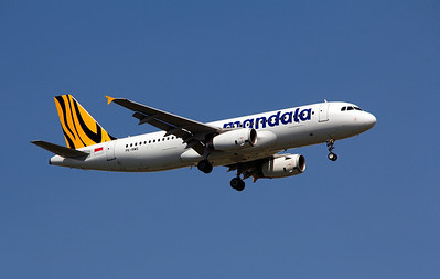 PK-RMS TIGER MANDALA A320