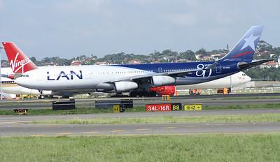 CC-CQA LAN AIRLINES A340-300