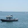 Plenty of Harbor Police presence