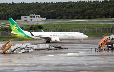 JA03GR SPRING AIRLINES B737-800