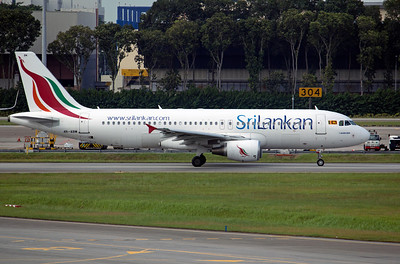 4R-ABM SRILANKAN A320