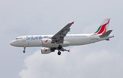 4R-ABN SRILANKAN A320