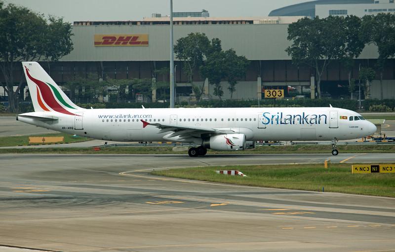 4R-ABQ SRILANKAN A321