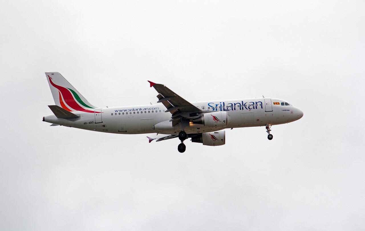 4R-ABO SRILANKAN A320