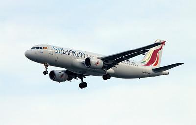 4R-ABP SRILANKAN A320