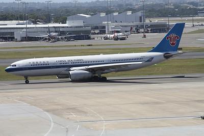 B6059 CHINA SOUTHERN A330