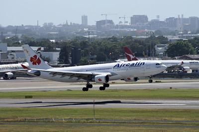 F-OHSD AIRCALIN A320-300