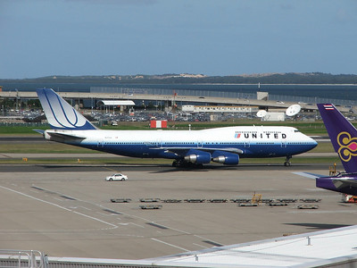 N175UA UNITED B747-400
