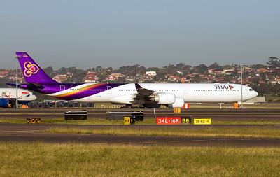 HS-TNB THAI A340-600