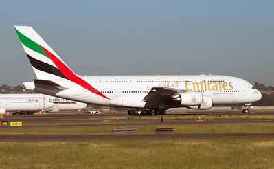 A6-EDP EMIRATES A380