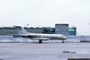 Uganada Government Gulfstream II, 5X-UPF, Kennedy Airport, August 1981