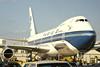 Varig 747, VNA, Kennedy Airport, August 1981