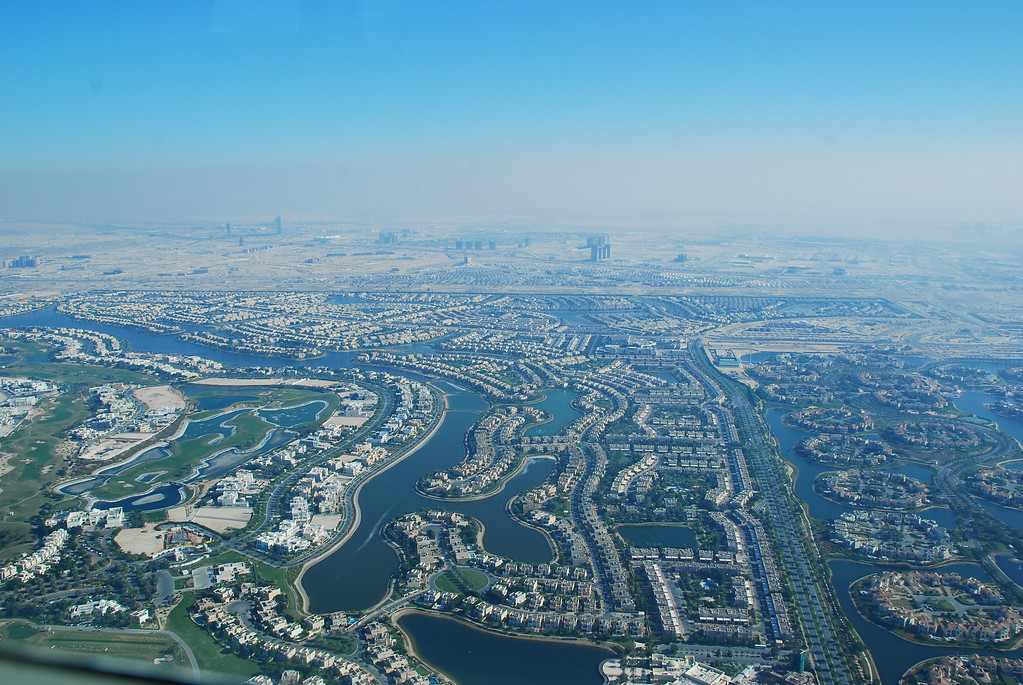 Emirates Lakes.