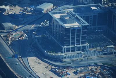 Building 6 at Emaar Square, home to Baker Botts' Dubai office.