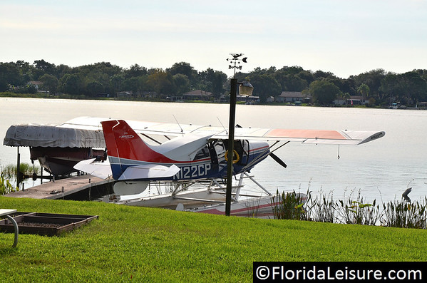 Seaplane in Central Florida
