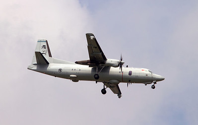 716 SINGAPORE AIR FORCE FOKKER F-50