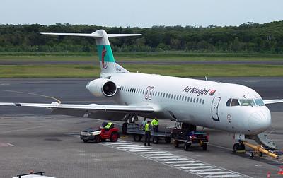 P2-ANC AIR NIUGINI F-100