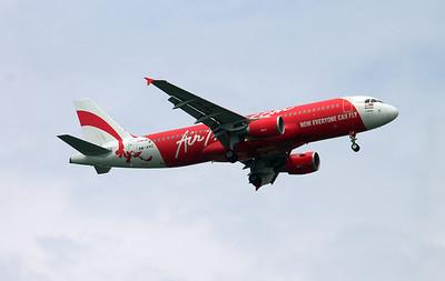9M-AHC AIR ASIA A320